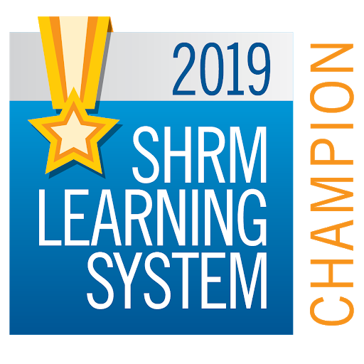 SHRM Learning System Logo